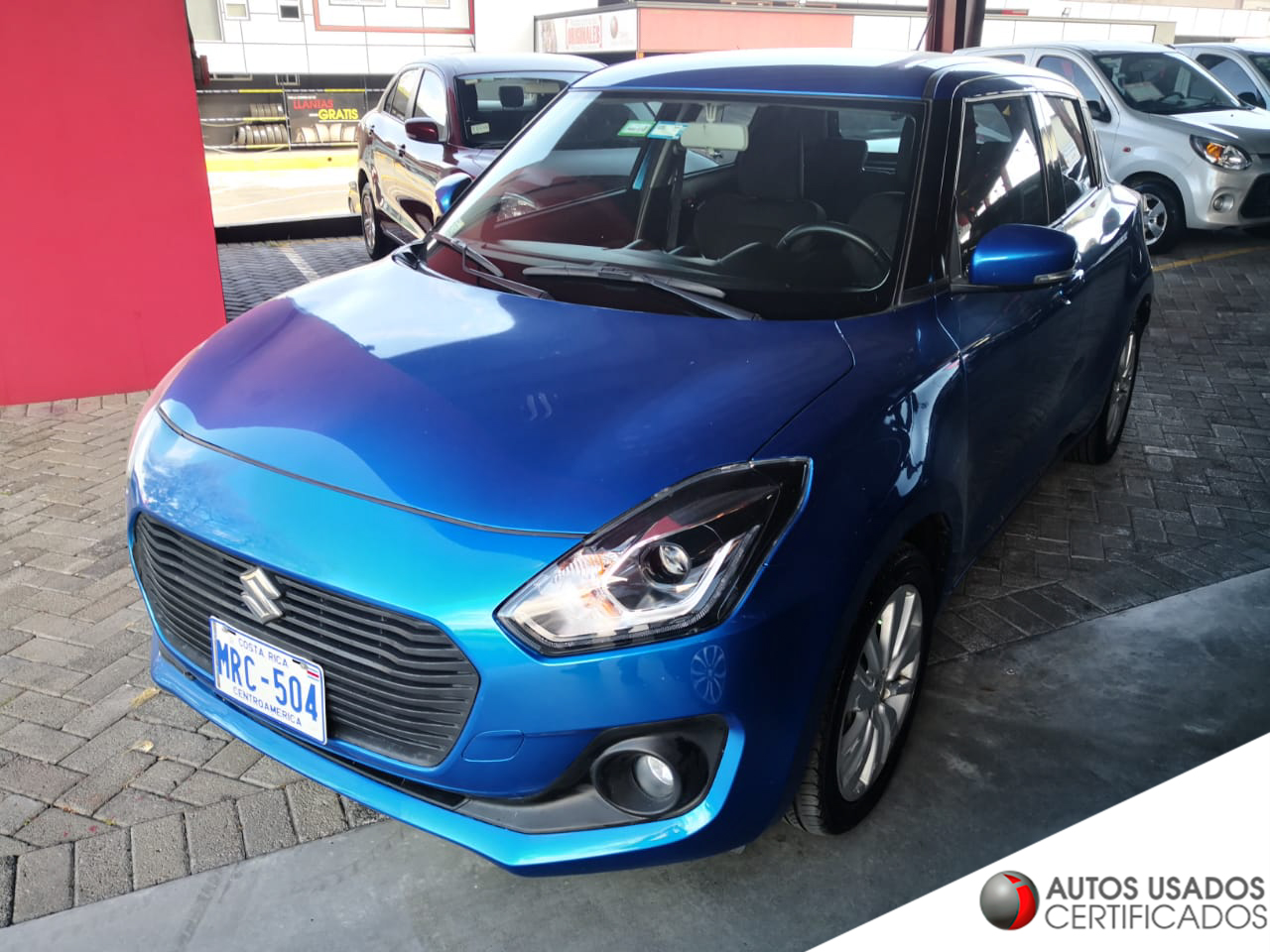 SUZUKI SWIFT GLX 2018