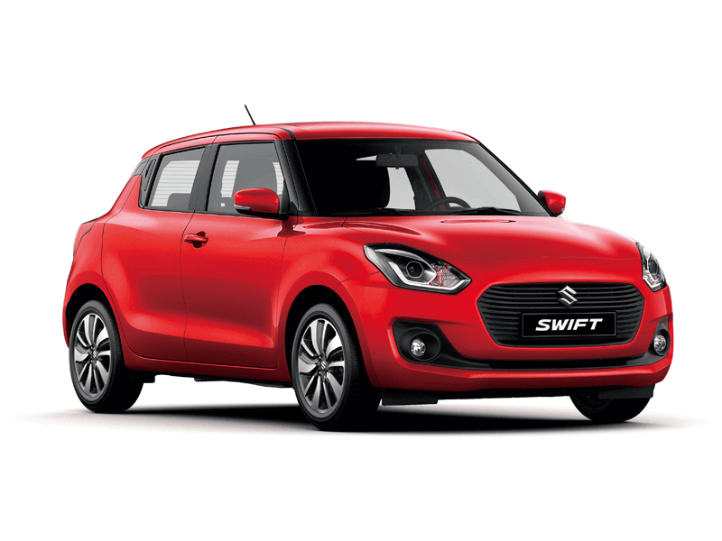 Suzuki Swift Revolution