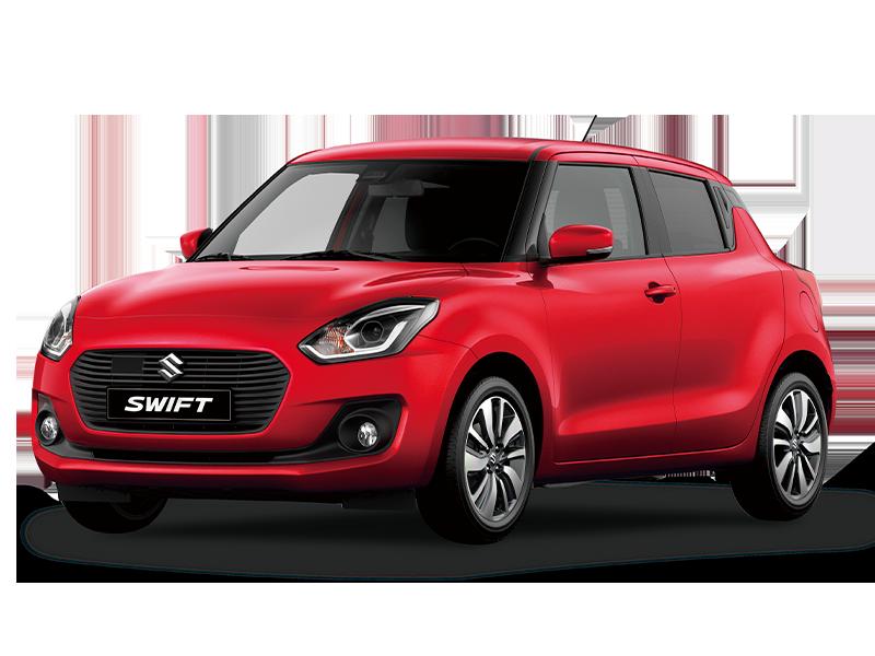 Suzuki Swift Revolution
